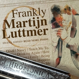 FRANKLY MARTIJN LUTTMER, CD
