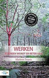 Werken iedereen wordt er beter van oplossingsgericht verzuimmanagement, Marleen Teunis, Paperback