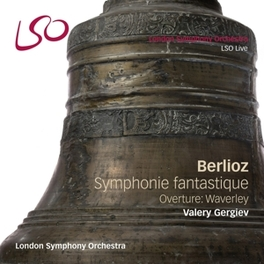 SYMPHONIE.. LONDON SYMPHONY ORCHESTRA/VALERY GERGIEV Hector Berlioz, CD