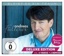 BLEIBT ES EIN.. -DELUXE- .. TRAUM ANDREAS FULTERER, CD
