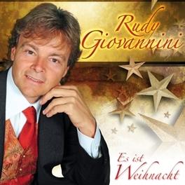 ES IST WEIHNACHT RUDY GIOVANNINI, CD