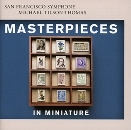 MASTERPIECES IN.. -SACD- SAN FRANCISCO SYMPHONY/MICHAEL TILSON THOMAS Thomas, M. T., CD