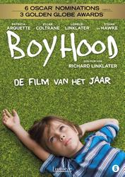 Boyhood, (DVD)