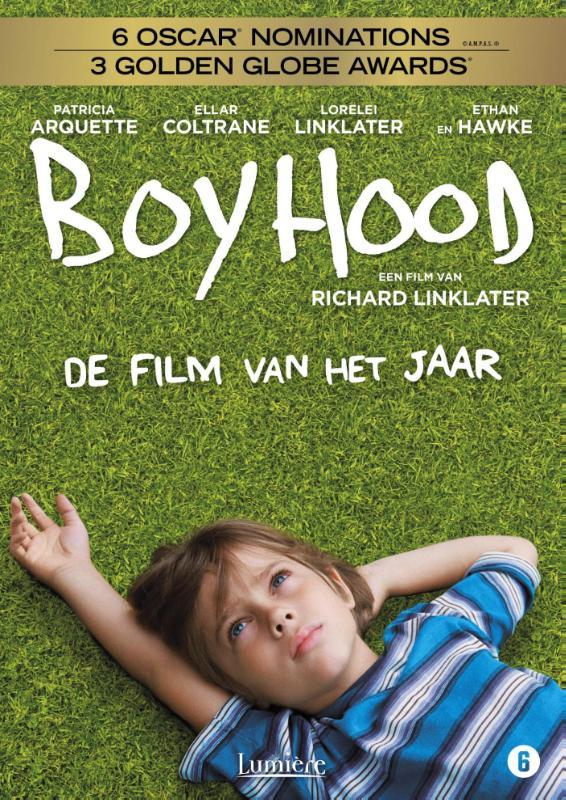 DVD BOYHOOD