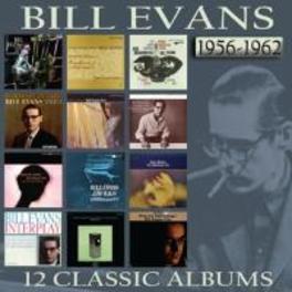 12 CLASSIC ALBUMS: 1956.. .. - 1962 BILL EVANS, CD