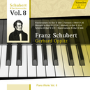 PIANO WORKS VOL.8 GERHARD...