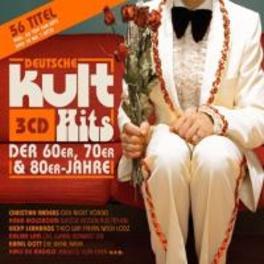 DEUTSCHE KULTHITS DER.. .. 60ER, 70ER & 80ER V/A, CD