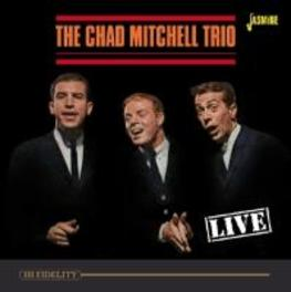 LIVE -REISSUE- 'MIGHTY DAY ON CAMPUS' & 'AT THE BITTER END' MITCHELL, CHAD -TRIO-, CD