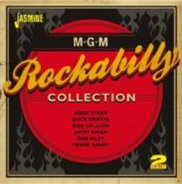 MGM ROCKABILLY COLLECTION V/A, CD