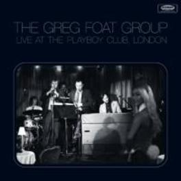 LIVE AT THE PLAYBOY CLUB LONDON FOAT, GREG -GROUP-, CD