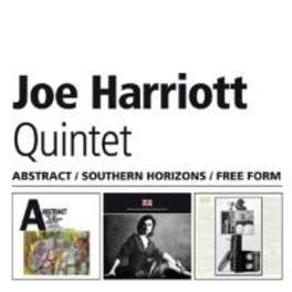 ABSTRACT/ SOUTHERN.. .. HORIZONS/FREE JOE HARRIOTT, CD