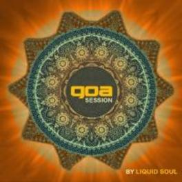 GOA SESSION BY LIQUID SOUL/DOUBLE CD DIGIPAK V/A, CD
