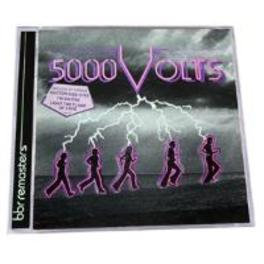 5000 VOLTS -EXPANDED- FIVE THOUSAND VOLTS, CD