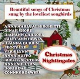 CHRISTMAS NIGHTINGALES BEAUTIFUL SONGS OF CHRISTMAS V/A, CD