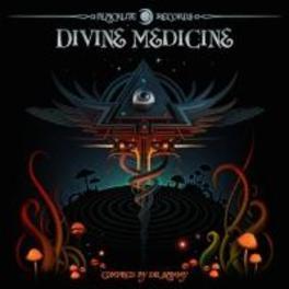 DIVINE MEDICINE W/TECHNOLOGY/CONTINEUM/KIM/TRON/PARATECH/A.O. V/A, CD