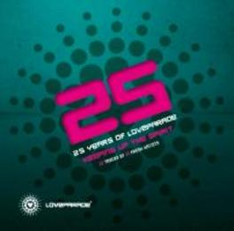 25 YEARS OF LOVEPARADE KEEPING UP THE SPIRIT V/A, CD