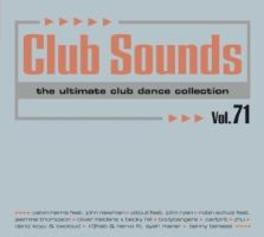 CLUB SOUNDS 71 -DIGI- THE ULTIMATE DANCE CLUB COLLECTION V/A, CD