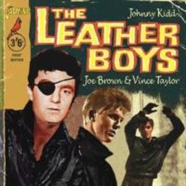 LEATHER BOYS JOHNNY/VINCE TAYLOR KIDD, CD