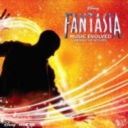 DISNEY FANTASIA: MUSIC.. .. EVOLVED OST, CD