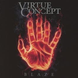 BLAZE VIRTUE CONCEPT, CD