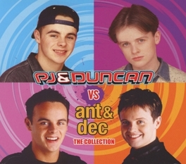 COLLECTION -CD+DVD- PJ & DUNCAN VS ANT & DEC, CD