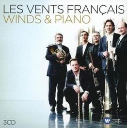 WINDS & PIANO POULENC/THUILLE/FARRENC LES VENTS FRANCAIS, CD