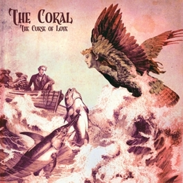 CURSE OF LOVE CORAL, CD