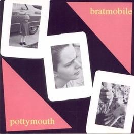 POTTYMOUTH PINK VINYL BRATMOBILE, Vinyl LP
