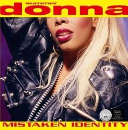 MISTAKEN IDENTITY -HQ- DONNA SUMMER, Vinyl LP