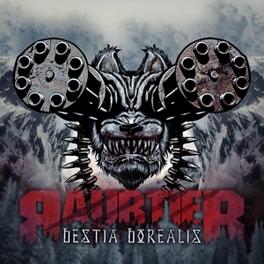 BESTIA BOREALIS RAUBTIER, CD