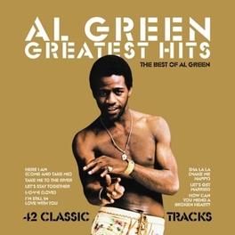 GREATEST HITS THE BEST.. .. OF AL GREEN AL GREEN, CD