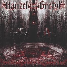 BLACK FOREST METAL HANZEL UND GRETYL, CD