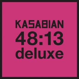 48:13 -CD+DVD/DELUXE- INCL. DVD 'LIVE IN LEICESTER' KASABIAN, CD
