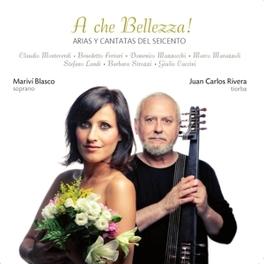 A CHE BELLEZZA!:ARIAS Y.. JUAN CARLOS RIVERA MARIVI BLASCO, CD
