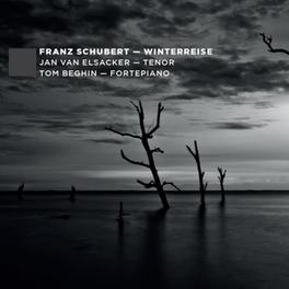 DIE WINTERREISE ELSACKER, JAN VAN/TOM BEGHIN F. SCHUBERT, CD