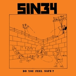 DO YOU FEEL SAFE? 1983 ALBUM REISSUE SIN 34, CD
