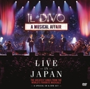 A MUSICAL AFFAIR..-CD+DVD .. LIVE IN JAPAN