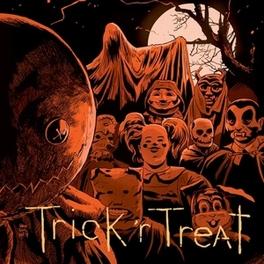 TRICK 'R TREAT BY DOUGLAS PIPES OST, Vinyl LP