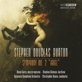 SYMPHONY NO.2 SYRACUSE S.O./CHRISTOPHER KEENE S.D. BURTON, CD