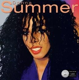 DONNA SUMMER -HQ- DONNA SUMMER, Vinyl LP