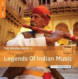 ROUGH GUIDE TO LEGENDS.. .. OF INDIAN MUSIC // W/DOWNLOAD /// 180GR. VINYL V/A, Vinyl LP
