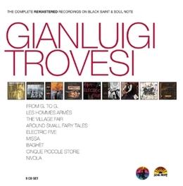 COMPLETE BLACK.. .. SAINT/SOUL NOTE RECORDS GIANLUIGI TROVESI, CD