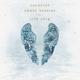 GHOST STORIES LIVE-CD+DVD .. LIVE 2014 COLDPLAY, CD