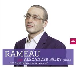 RAMEAU PAR ALEXANDRE PALE ALESANDER PALEY J.P. RAMEAU, CD