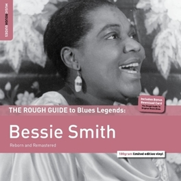 ROUGH GUIDE TO BLUES.. .. LEGENDS BESSY SMITH, Vinyl LP