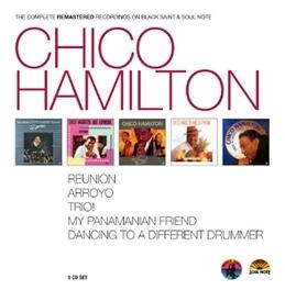 CHICO HAMILTON CHICO HAMILTON, CD