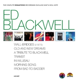 COMPLETE BLACK.. .. SAINT/SOUL NOTE RECORDS ED BLACKWELL, CD