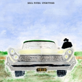 STORYTONE -DELUXE- SOLO + ORCHESTRAL ALBUM (92 PIECE ORCHESTRA, CHOIR) NEIL YOUNG, CD