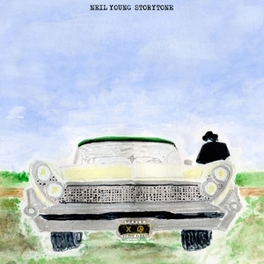STORYTONE ORCHESTRAL ALBUM NEIL YOUNG, CD