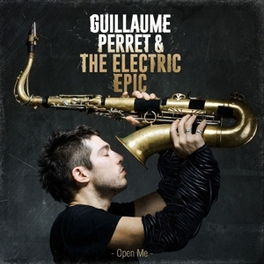 OPEN ME PERRET, GUILLAUME & THE E, CD